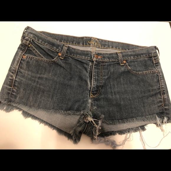 Old Navy Pants - Cut off denim shorts